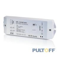 SR-1009FAWI receiver 4 kanalen x 5A WIFI / RF